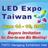 LED EXPO TAIWAN 2017 (PIDA)